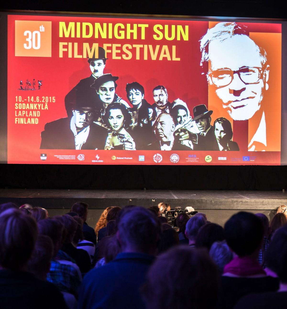 Sodankylän elokuvafestivaalien juhlavuosi oli onnistunut