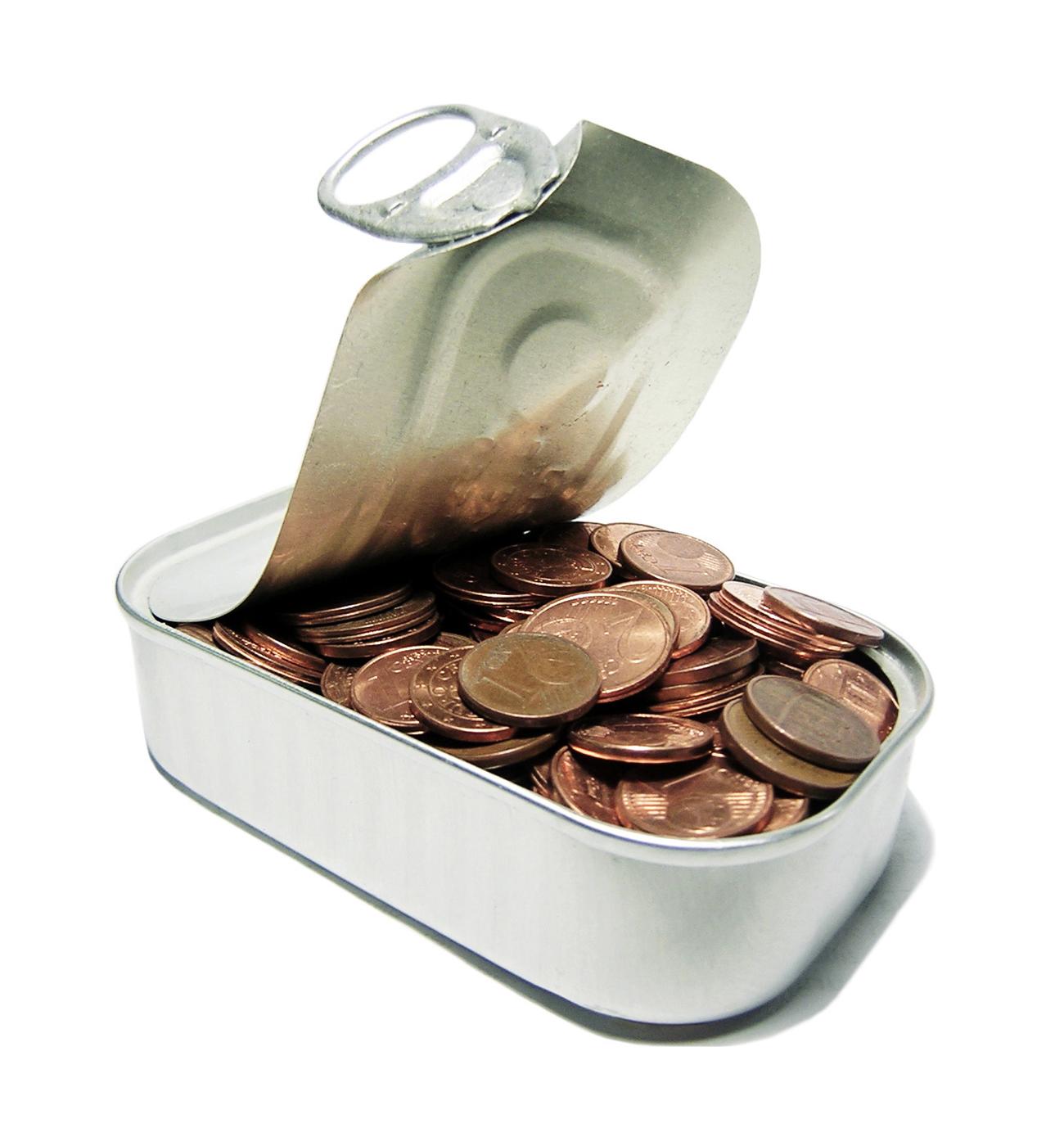 money-tin
